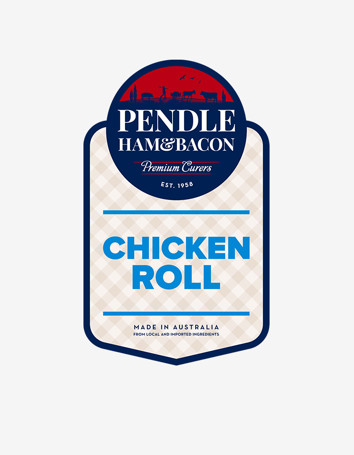 Pendle Ham and Bacon Logo Design Sydneyv